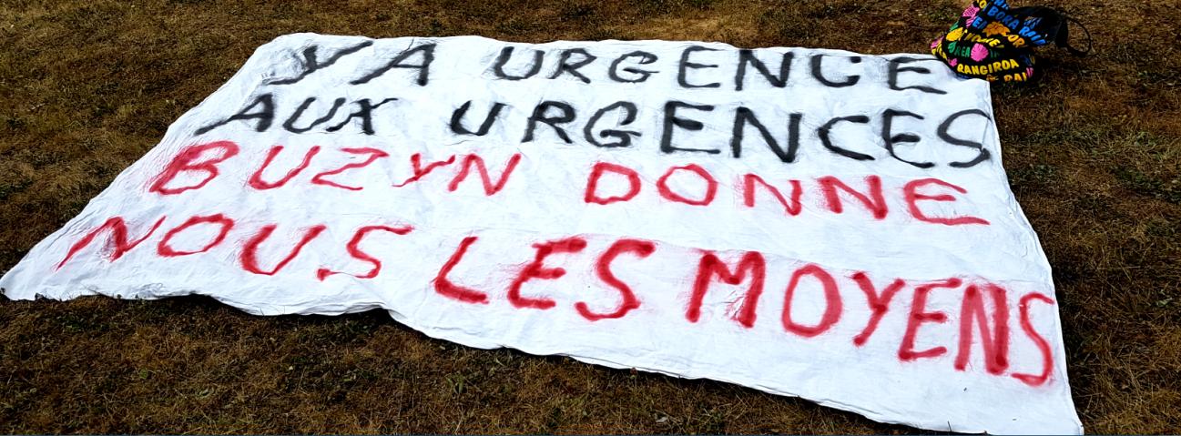 2019 07 greve aux urgences