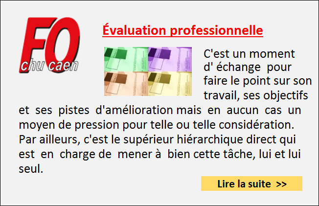 Evaluation professionnelle 2016 06
