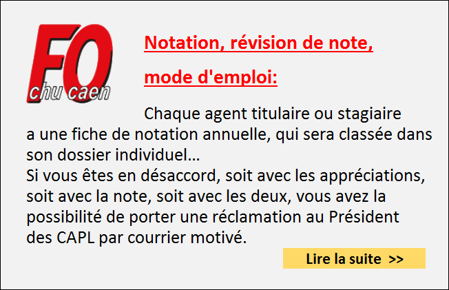 Notation revision de note 2016 06